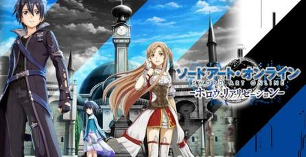 <em>Sword Art Online: Hollow Realization</em> también llegará a América