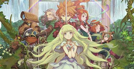 Revelan imágenes del remake de <em>Final Fantasy Adventure</em>