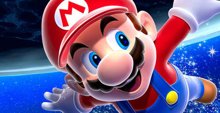 <em>Super Mario Galaxy</em> llega mañana a la eShop