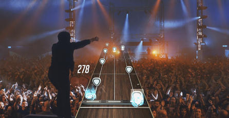 Shows navideños llegan a <em>Guitar Hero Live</em>