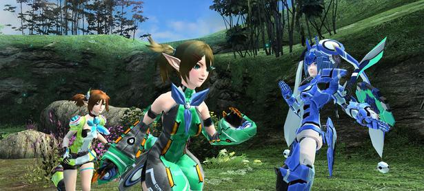 <em>Phantasy Star Online 2</em> para PS4 debutará en 2016 en Japón