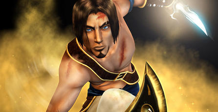 Ve a Double Fine y Patrice Désilets jugar <em>Prince of Persia: The Sands Of Time</em>