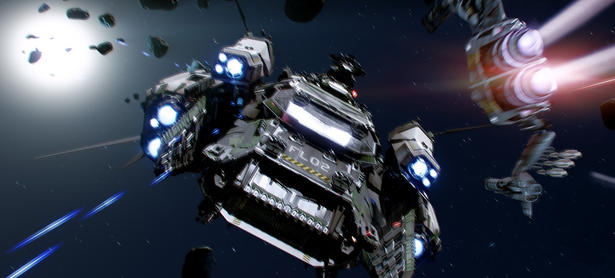 Alpha 2.1 de <em>Star Citizen</em> ya está disponible para testers