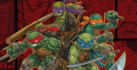 Filtran artwork de <em>Teenage Mutant Ninja Turtles</em>