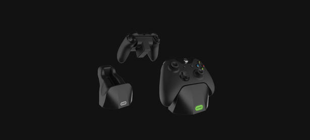 Dispositivo recarga la batería de tu control de Xbox One en menos de un minuto