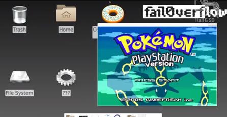 Logran hacer correr <em>Pokémon</em> en una PlayStation 4