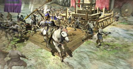 <em>Dynasty Warriors</em> tendrá un gran anuncio en 2016