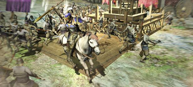 <em>Dynasty Warriors</em> tendrá un gran anuncio en 2016