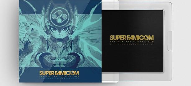 Publicarán hermoso libro sobre Super Famicom
