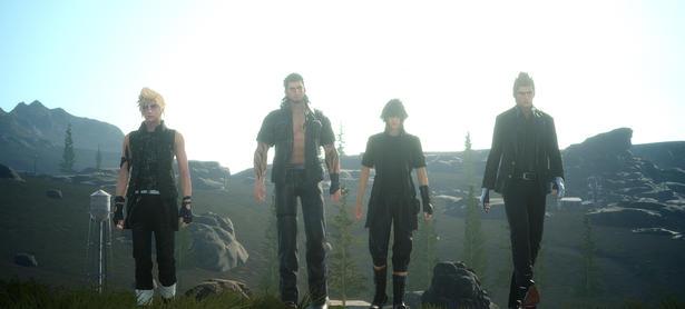 La historia de <em>Final Fantasy XV</em> está parcialmente inspirada en <em>The Last of Us</em>
