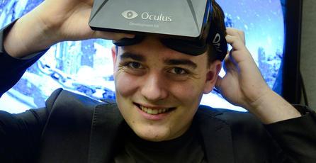 Luckey: Oculus Rift no se agotará en preventa