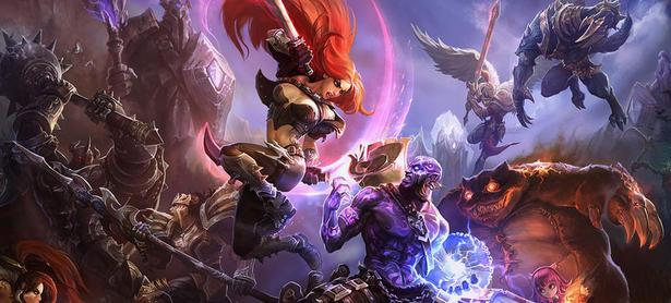 """Riot Games registra el nombre <em>""""League of Legends: Supremacy""""</em>"""