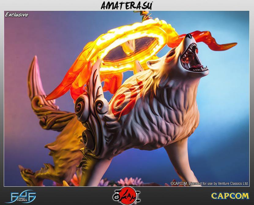 First 4 Figures: Amaterasu