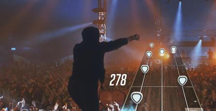 Conoce los nuevos temas para <em>Guitar Hero Live</em>