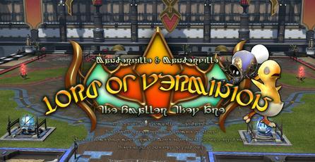 El nuevo trailer de <em>Final Fantasy XIV</em> muestra el minijuego Lord of Verminion