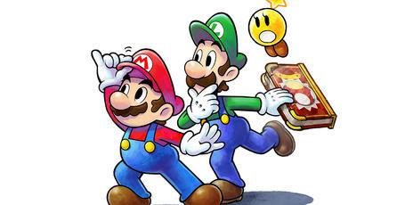 Éste es el trailer de lanzamiento de <em>Mario & Luigi: Paper Jam</em>
