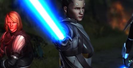 El nuevo episodio de <em>Star Wars: The Old Republic</em> llegará en febrero