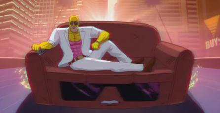 El nuevo gag del sillón de <em>Los Simpsons</em> homenajea los años 80