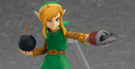 Revelan figura Nintendo Figma de <em>The Legend of Zelda</em>