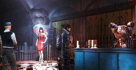Juegan <em>Fallout 4</em> con gráficos de <em>Borderlands</em>