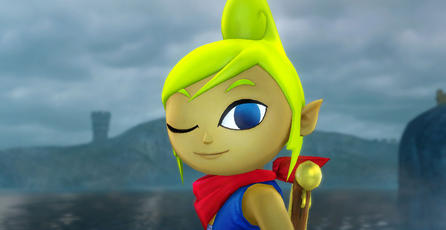 Mira el spot televisivo de <em>Hyrule Warriors Legends</em>