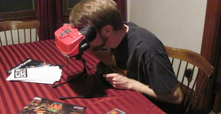 Palmer Luckey: Virtual Boy dañó la industria de la realidad virtual
