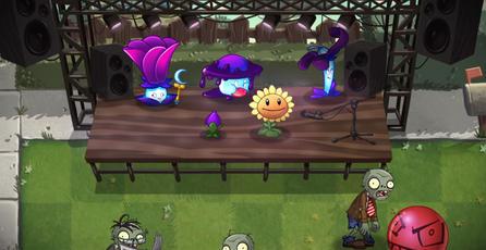 <em>Plants vs Zombies 2</em> regresa al presente en nueva actualización
