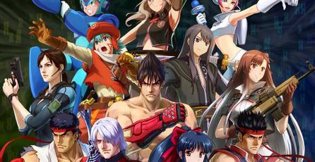 Demo de <em>Project X Zone 2</em> llegará a 3DS este mes