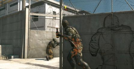 Revelan nuevo mapa para <em>Metal Gear Online</em>