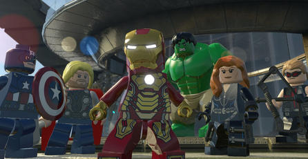 <em>LEGO Avengers</em> de PS recibirá DLC gratuito de <em>Ant-Man</em> y <em>Civil War</em>
