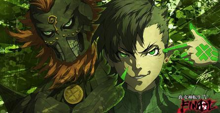 Lanzan spots de TV para <em>Shin Megami Tensei IV: Final</em>