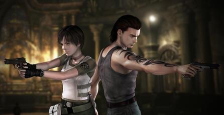 <em>Resident Evil 0 HD Remaster</em>