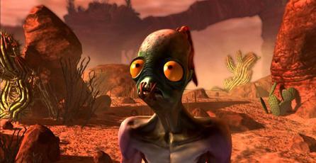 <em>Oddworld: New 'n' Tasty</em> llegará mañana a PlayStation Vita