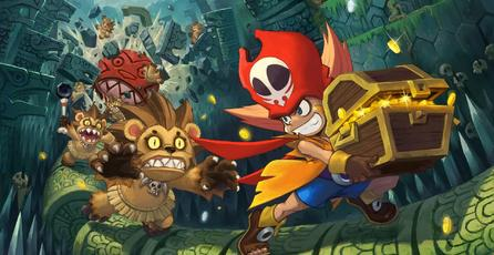 <em>Zack & Wiki</em> llegará mañana a Wii U