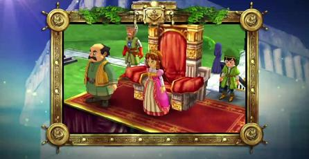 <em>Dragon Quest VII</em> no tendrá batallas al azar en América