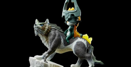 Detallan uso de amiibo en <em>The Legend of Zelda: Twilight Princess HD</em>