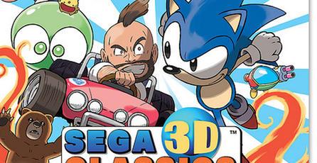 <em>SEGA 3D Classics Collection</em> llegará a América
