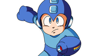 Ya está disponible el casco oficial de Mega Man