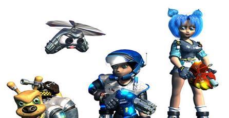 Microsoft renueva la marca <em>Jet Force Gemini</em>