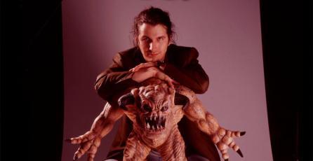 Artista de <em>Doom</em> muestra esculturas originales de la saga