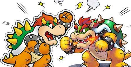 Mira el nuevo trailer de <em>Mario & Luigi Paper Jam</em>