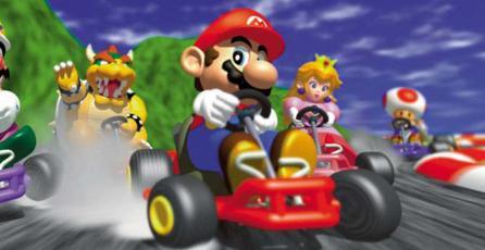 <em>Mario Kart 64</em> para Wii U no cuenta con ghost save data