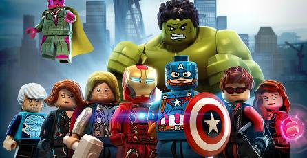 <em>LEGO Marvel's Avengers</em> tendrá el mismo mundo abierto en portátiles y consolas