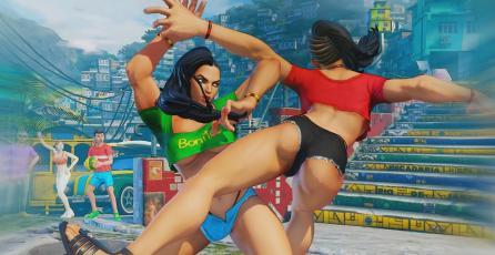 Los 5 trajes más sexys de <em>Street Fighter V</em>