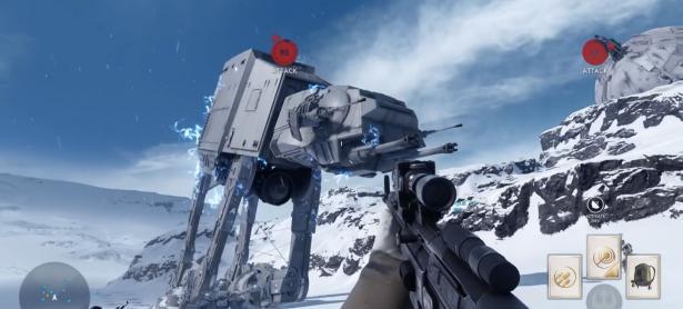EA dará un anuncio de <em>Star Wars: Battlefront</em> mañana