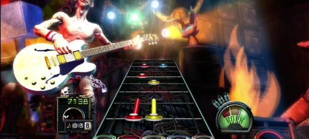 Jugador de <em>Guitar Hero</em> burla ingeniosamente reglas de copyright de YouTube