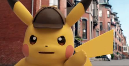 Observa el nuevo trailer de <em>Detective Pikachu </em>