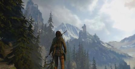Primera expansión de <em>Rise of the Tomb Raider</em> ya está disponible