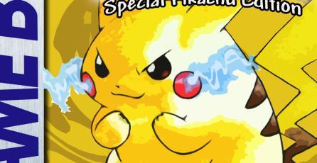 Así luce <em>Pokémon Yellow</em> en Nintendo 3DS