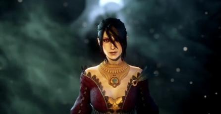 Anuncian figura de Morrigan de <em>Dragon Age</em>